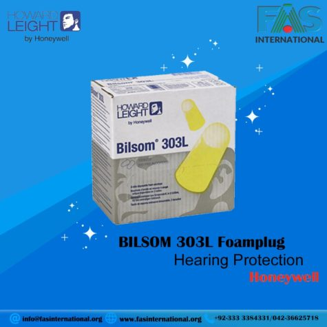 BILSOM 303L Foam Plug Hearing Protection