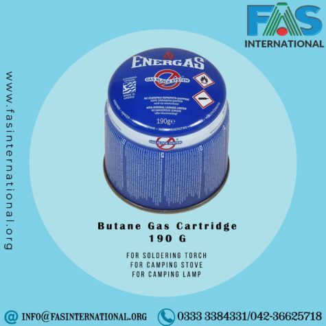 Butane Gas Cartridge 1 90 G