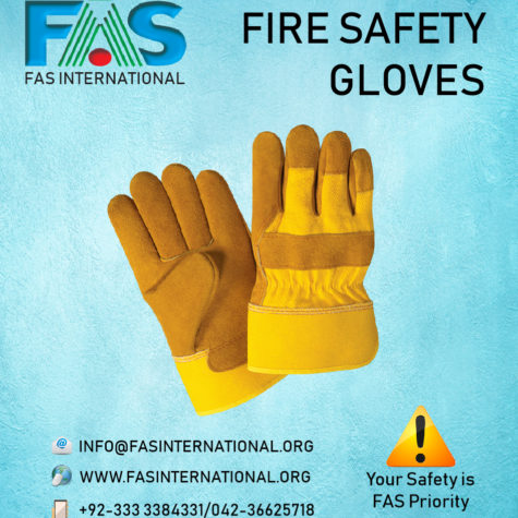 Fire safety gloves 5