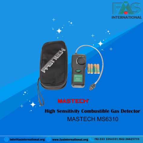 MS6310 - Combustible GAS Detector