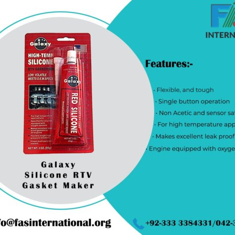 Silicone RTV Gasket Maker