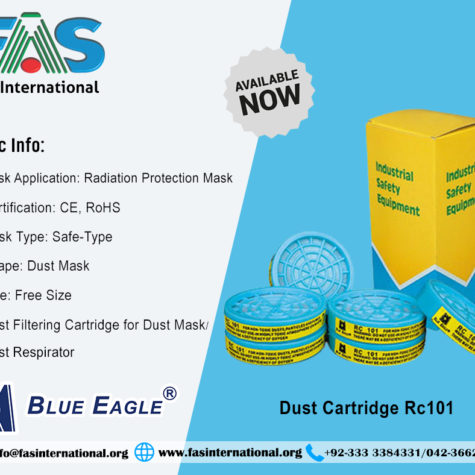 dust cartridge RC 101