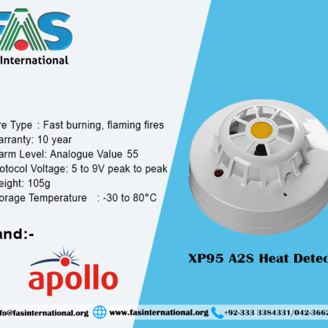 opollo heat detector