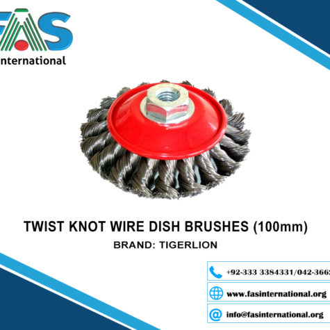 twist knot wire dish copy